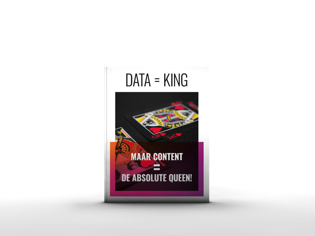 DATA KING cover