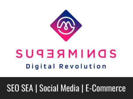 Superminds, Digital revolution, SEO, SEA, Search engine optimalisation, search engine advertising, Social media marketing, e-commerce marketing