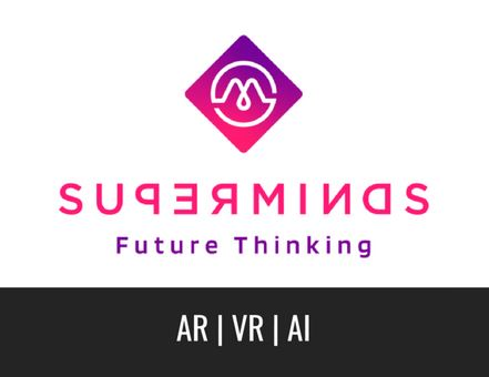 Superminds Future thinking, Augmented reality, Virtual reality, Artificial intelligence